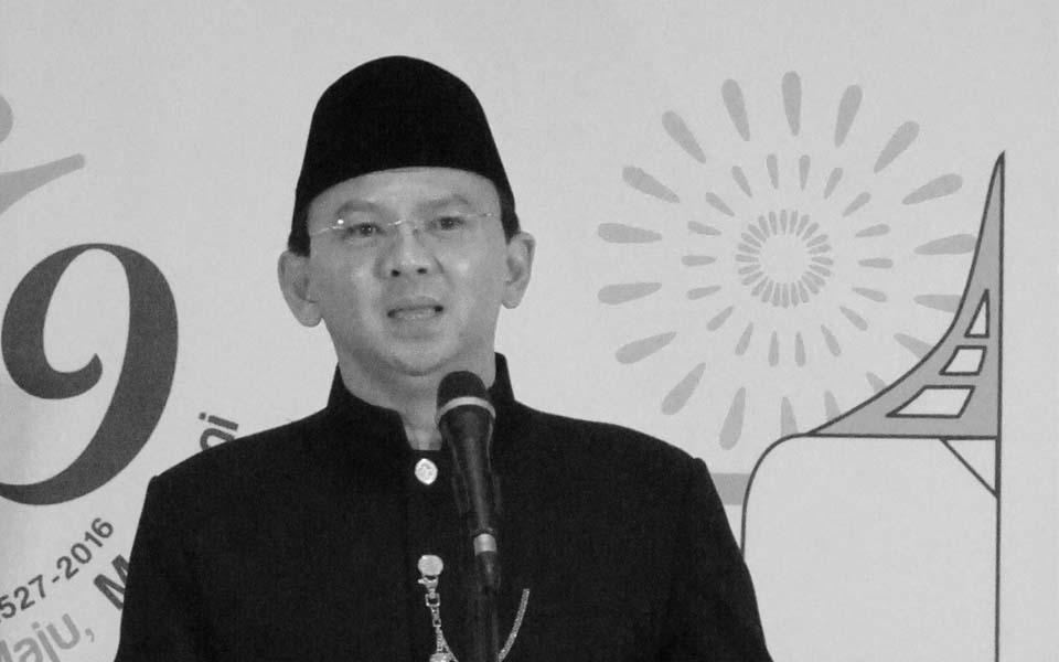 <em><strong>(Masih)</em></strong> Layakkah Ahok Memimpin Jakarta?