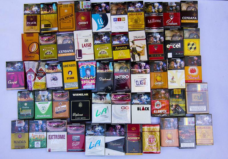 Bungkus Rokok Dan Kenangan Masa Kecil Boleh Merokok