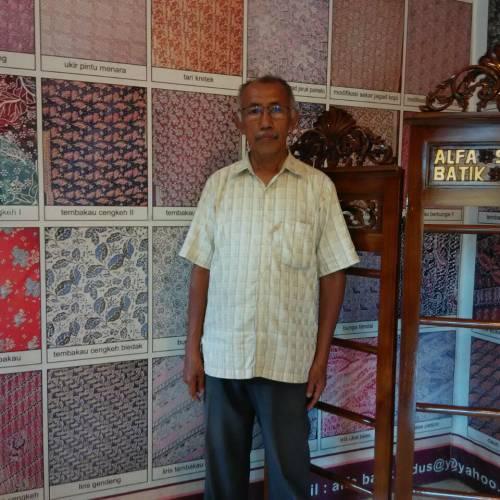 Pesona Batik Motif Tembakau dan Kretek