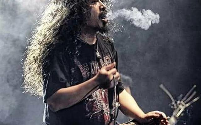 Rokok, Ciri Khas Musisi Metal Indonesia