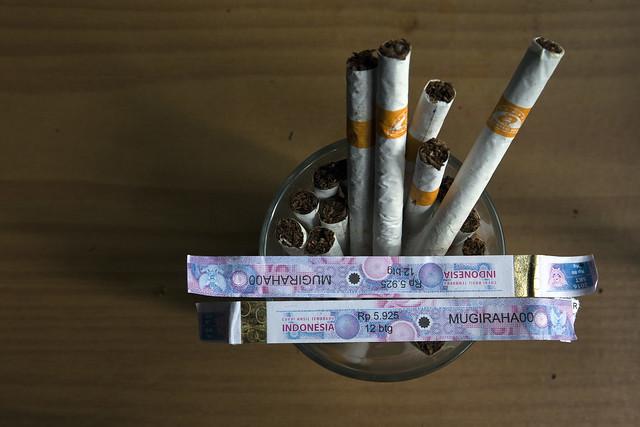 cukai rokok 23%