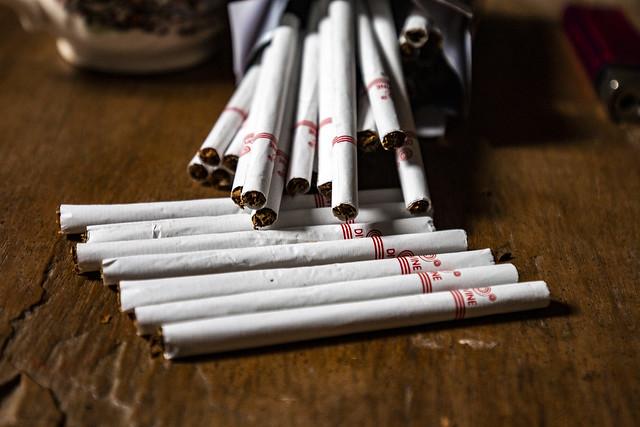 rokok ilegal