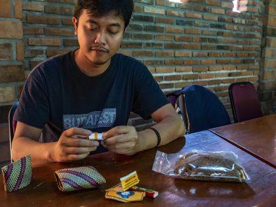 tembakau tingwe