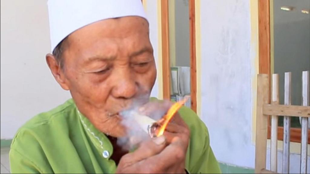 merokok di masa tua
