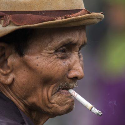 perokok tua