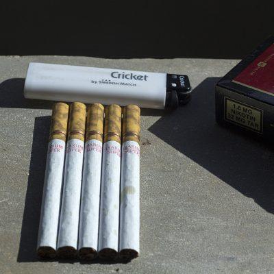 rokok ketengan