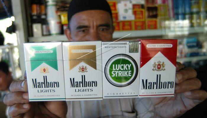 rokok putih 2