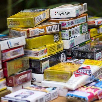 rumus menghitung cukai rokok