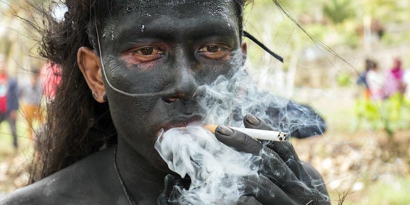 hantu rokok