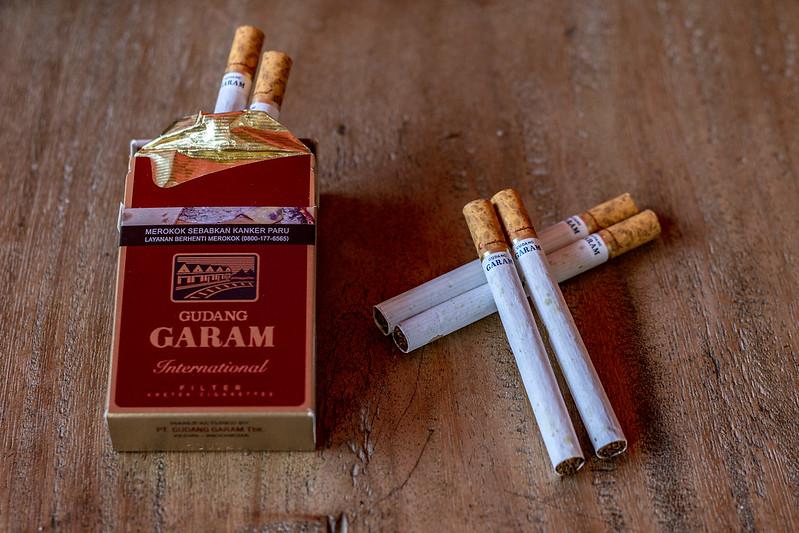 rokok gudang garam internasional
