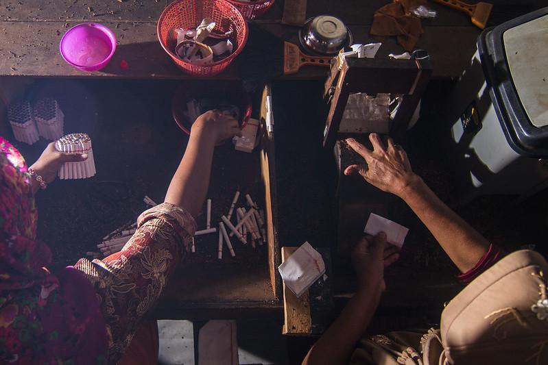 buruh rokok indonesia