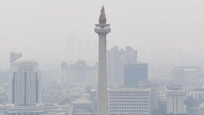 kualitas udara jakarta buruk